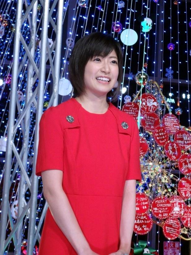 芸能生活11年目を迎える南沢は「次のステージに行けたら…。大人の恋愛ものにも挑戦していきたい」と目標を掲げた