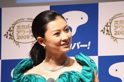 菊川さん、美しい!
