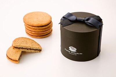 上質な味わいと洗練されたデザインのパッケージが大人気!8位はピエール マルコリーニの「マルコリーニビスキュイ」(4枚入2484円)