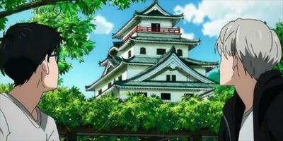 唐津城のほかにも佐賀県の景色や名物が登場する