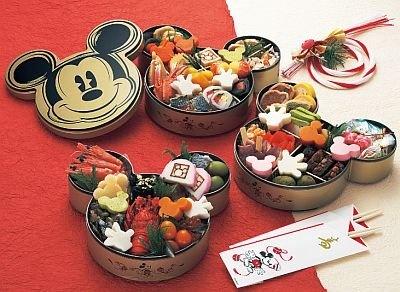 ベルメゾンの「ディズニー ファンタジー ショップのおせちセット(ミッキーマウス)」