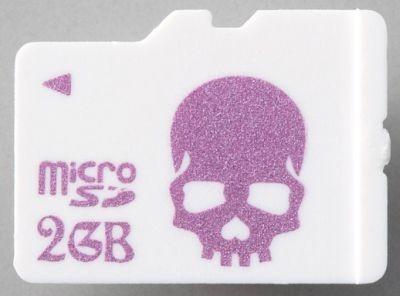 ピンクのほか、ゴールド、シルバー、青の4色で展開されている 写真は「Skull」ピンクVer.