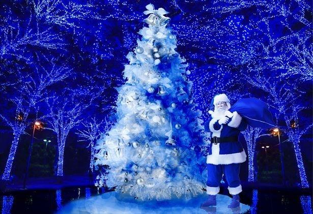 【写真を見る】12月23日から12月25日に行われ、大盛況となった「青の洞窟 SHIBUYA WHITE CHRISTMAS」