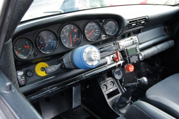 """1989年式の""""ポルシェ930ターボ"""" 7-1"""