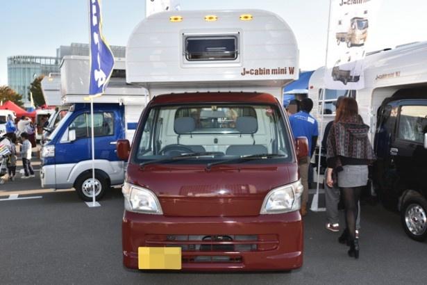 ダイハツ・ハイゼットトラック 3-1