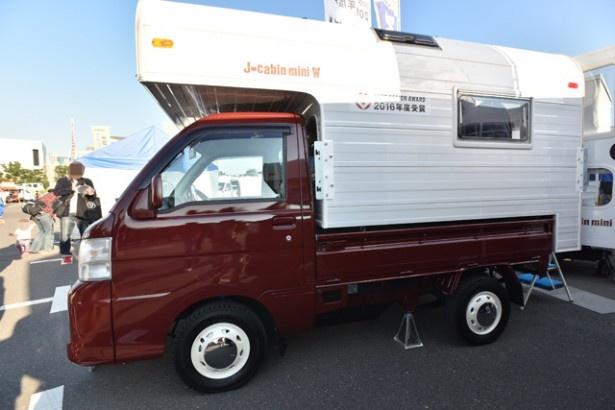 ダイハツ・ハイゼットトラック 3-2