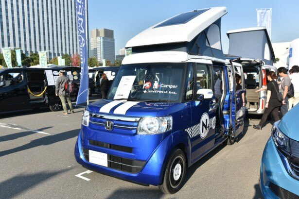 Honda「NBOX+」 軽バンコン 6-2