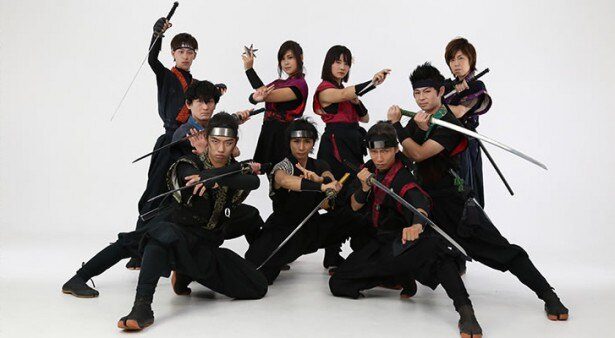 徳川隠密隊もイベントを盛り上げるべく参加決定!