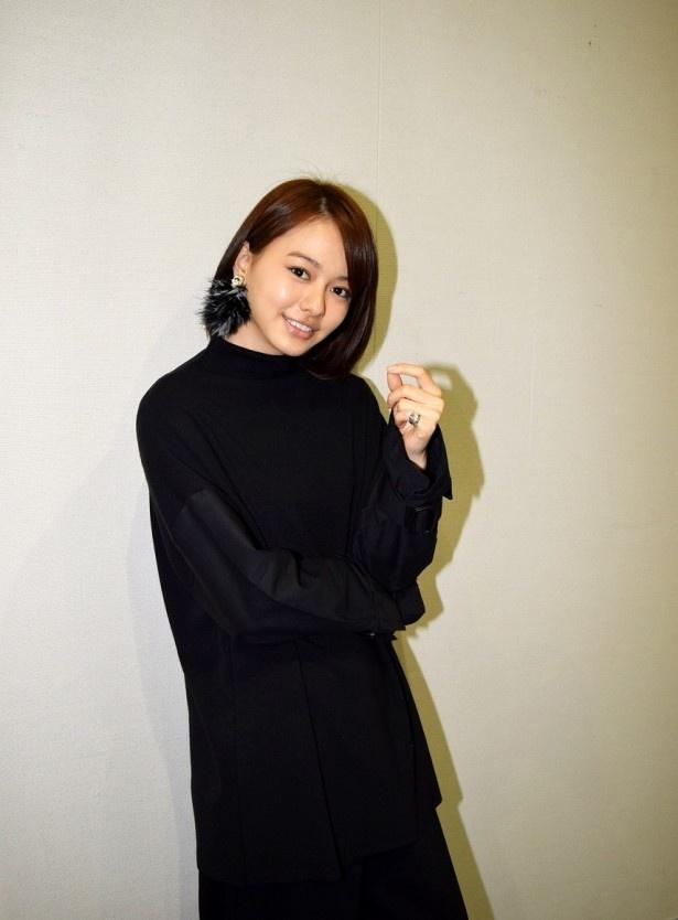 「恋するJKゾンビ」で主演を務める山本舞香