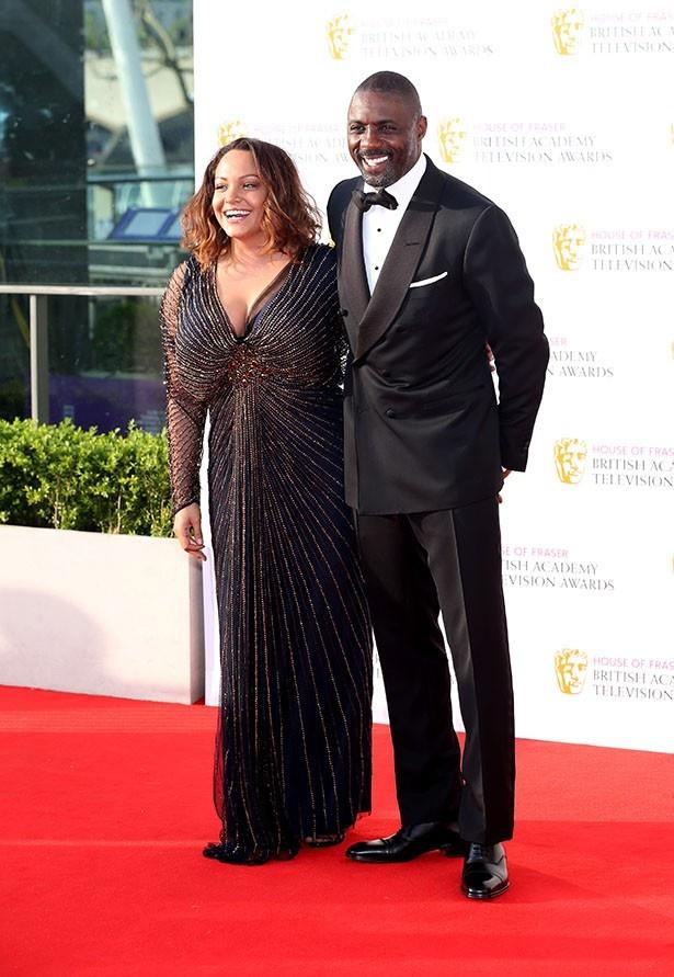 現在人気上昇中の俳優イドリス・エルバとナイヤナ・ガース