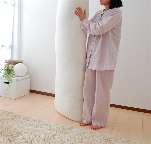 サイズ展開が豊富な抱き枕の中身「セレクト抱き枕」を再発売