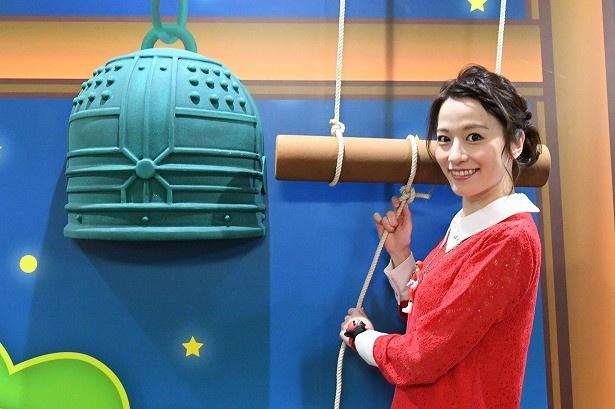 フリーアナウンサーの宮島咲良が「―年越しクイズサバイバー2016」の感想を語った