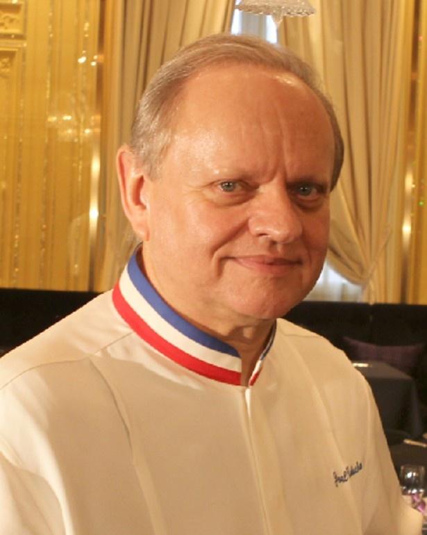 【写真を見る】現在、ヨーロッパからアジアまで世界10カ国に店舗を展開するジョエル・ロブション氏