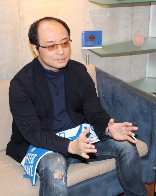 内田Pは最後に、「生で見ていただくと、本当にビックリするような一期一会の体験になると思います」とアピールした