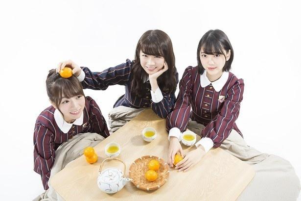 【写真を見る】秋元・北野・堀の3人はコタツでゆったりしながら、2016年をプレーバック!
