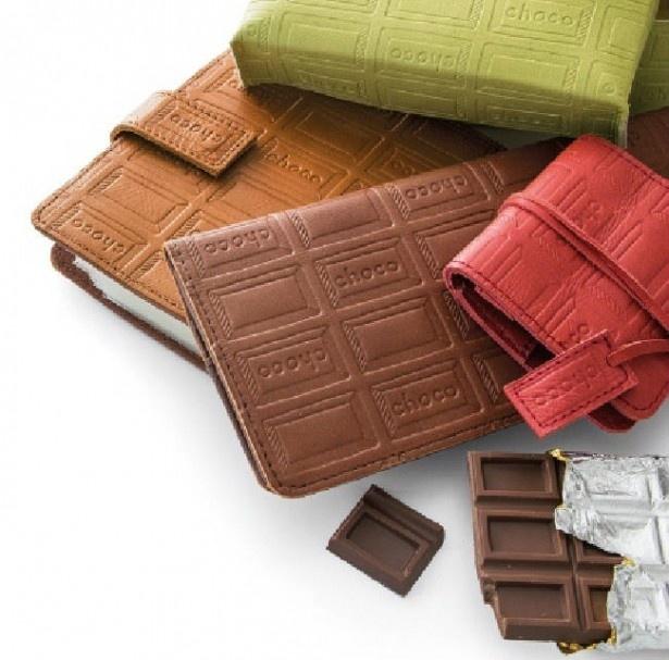 【写真を見る】どれが本物のチョコ? 日本職人の本革仕立て チョコレートバイヤーのお仕事7つ道具の会 月1回4900円(税抜き)