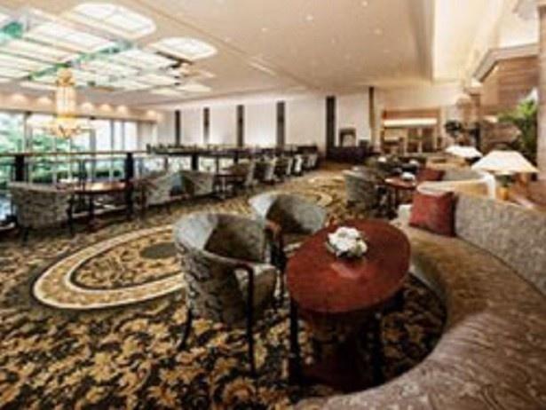 【写真を見る】ホテル阪急インターナショナルの「パルテール」