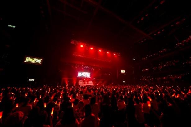 12月29日の追加公演には5000人のファンが集結!