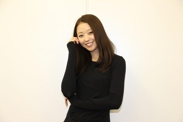 1月12日(木)スタートの「就活家族~きっと、うまくいく~」(テレビ朝日系)で女優デビューを果たす中川知香