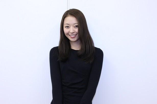 中川は、憧れの女優を「上戸彩さんです!」