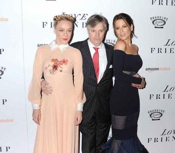 『Love & Friendship』で、ケイトは美しい未亡人レディ・スーザンを演じる