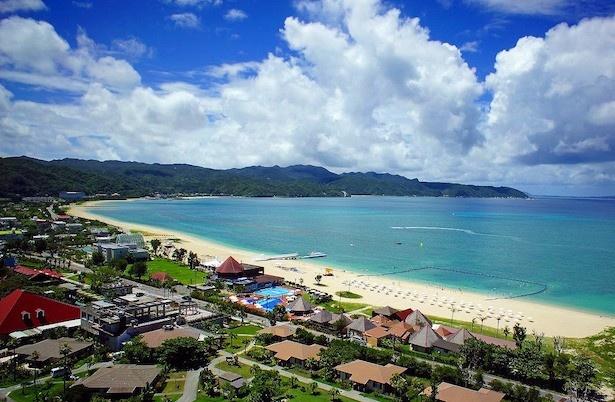沖縄本島最北端のリゾートホテル「JAL プライベートリゾート オクマ」