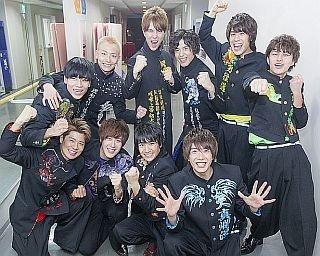 東海初のボーイズグループ「BOYS AND MEN」