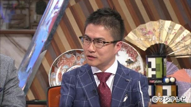 【写真を見る】乙武洋匡が久しぶりのスタジオ出演(写真は過去の出演)