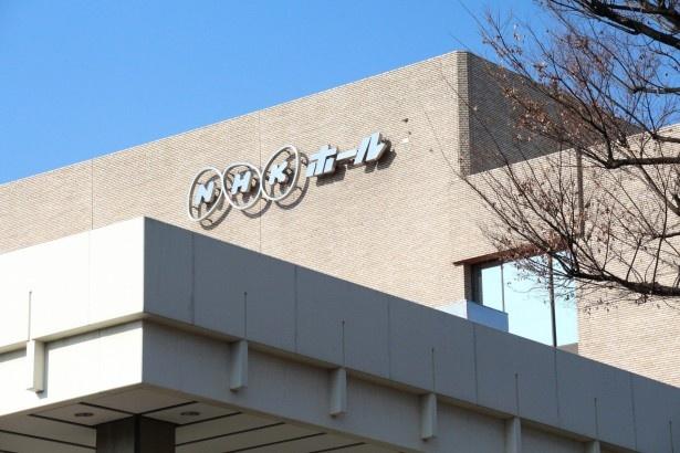 「第67回NHK紅白歌合戦」リハーサルが行われた渋谷・NHKホール