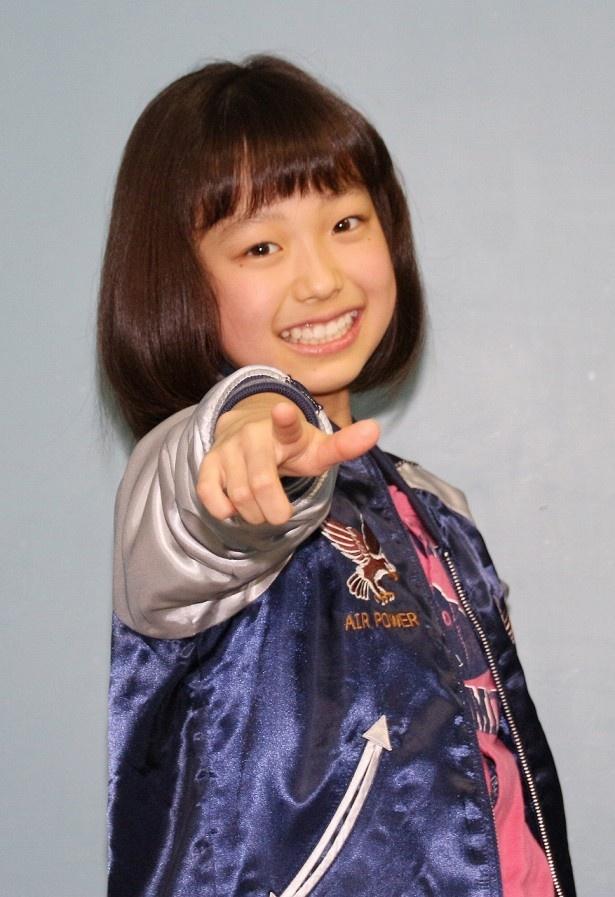 1月期TBS系ドラマ「下剋上受験」で桜井佳織を演じる山田美紅羽