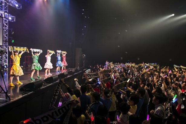 12月にリリースした「カムチャッカ・アドベンチャー」も披露!