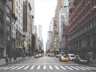 4位は最も活力がありエキサイティングな都市で、アート、ナイトライフ、ファッション、音楽など最新カルチャーの発信地であるニューヨーク