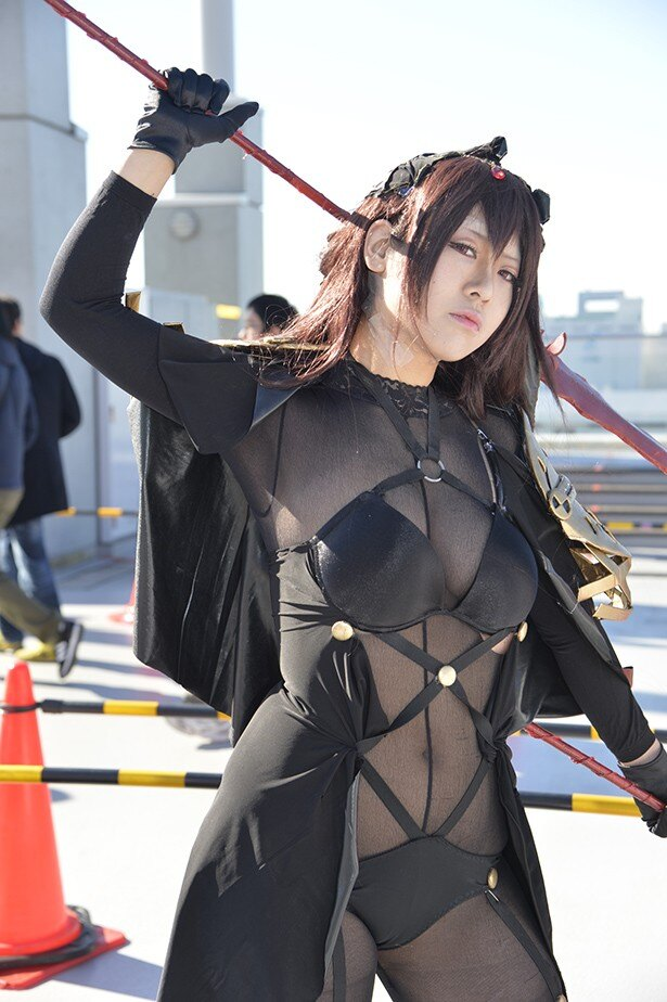 【コスプレ20選】「FGO」「艦これ」人気強し!コミケ91・3日日コスプレリポート