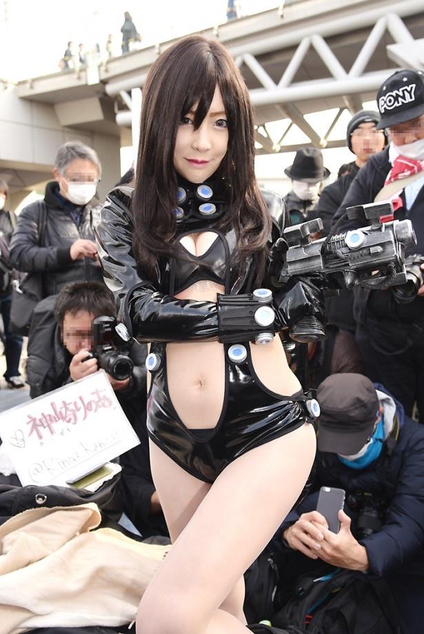 【コスプレ20選】「シン・ゴジラ」から「Re:ゼロ」「まほいく」まで!コミケ91で見つけたセクシーコスプレ美女特集