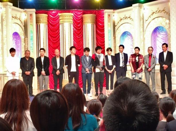 前代未聞のネタ番組「笑×演(ワラエン)」が1月5日(木)に放送される