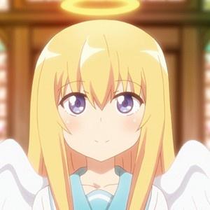 「ガヴリールドロップアウト」第1話先行カットが到着。天使・ガヴリールが人間界で出会ったのは…?