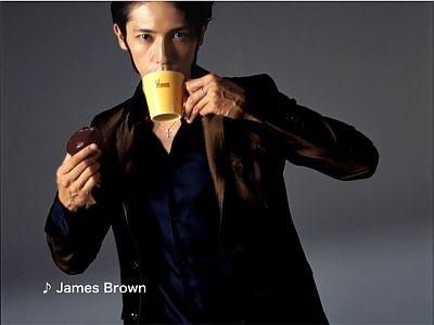 玉木さんの魅力とJames Brownのファンキーなサウンドで絡み合って、上質感あふれる仕上がり!