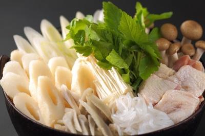 1月は秋田の郷土料理「きりたんぽ鍋」が味わえる