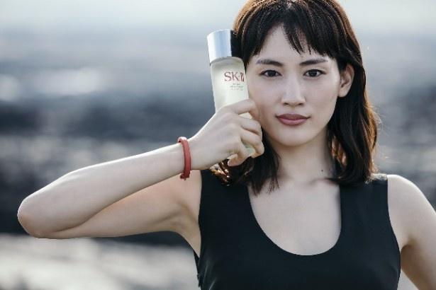綾瀬はるかが出演するSK-IIの新CMはハワイ島で撮影
