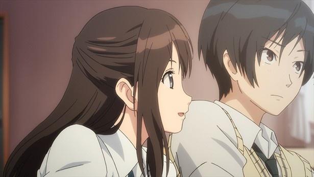 テレビアニメ「セイレン」第1話場面カットが到着!