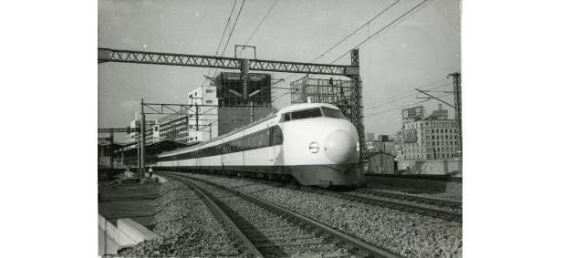 夢の新幹線が初登場した頃