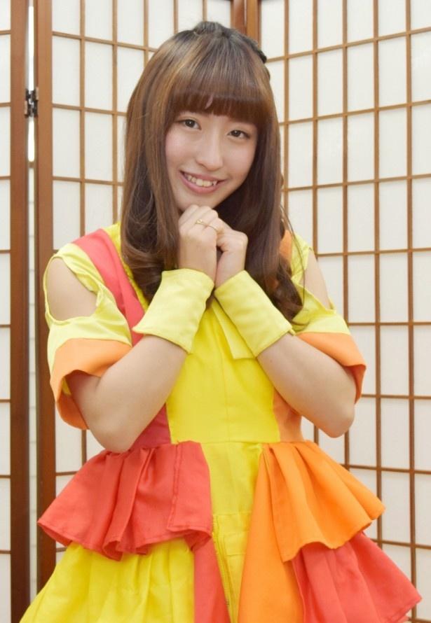 ワンマンライブを前に、れいあん(汐咲玲亜)は「楽しみ!!」