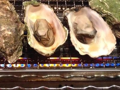 【写真を見る】通常1個400円のぷっくりとした牡蠣