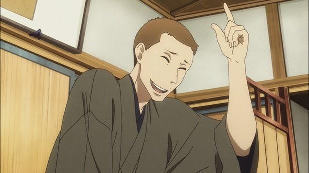 「昭和元禄落語心中 -助六再び篇-」第2話の先行カットが到着。苛立つ与太郎、その理由とは?