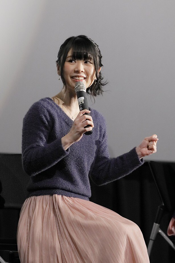 篠田みなみがカメラワークを激推し!「ナナシス」2ndライブ先行上映会レポート