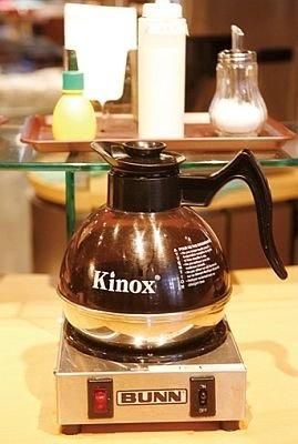 無料で飲める自家焙煎のコーヒー