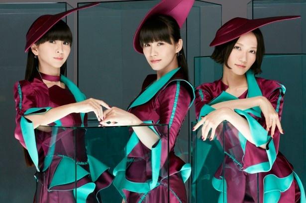 Perfumeの'17年第1弾シングル「TOKYO GIRL」が2月15日(水)に発売される