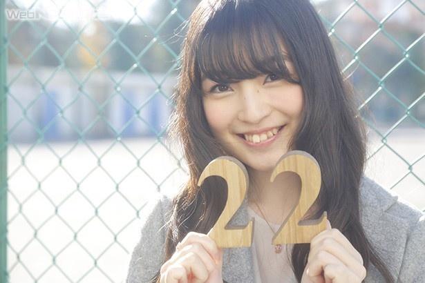 歯が可愛い上田麗奈