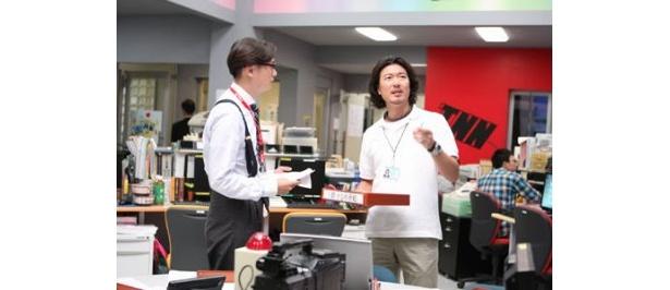 民放キー局系CS放送では初のオリジナル連続ドラマだ