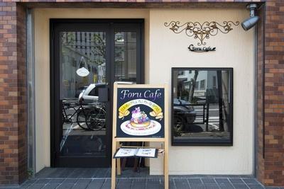 日本初のブリュレフレンチトースト専門店「ForuCafe」